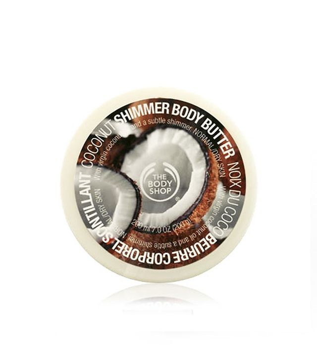 The Body Shop Coconut Shimmer Body Butter