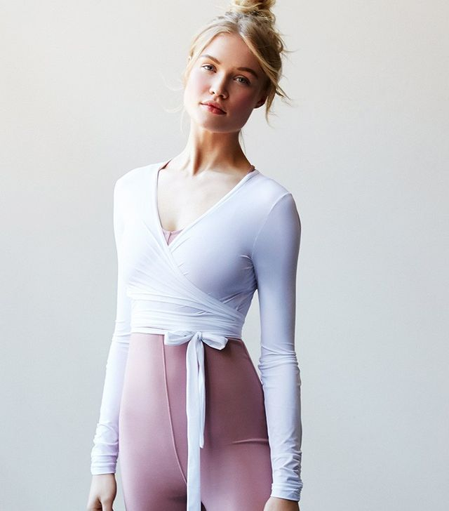 Free People Centered Dance Wrap