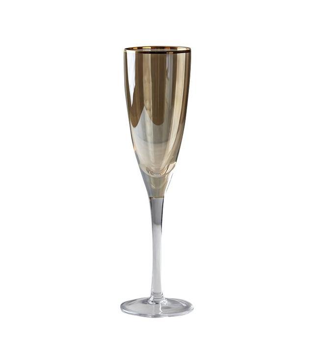 Anthropologie Ambrose Champagne Flute