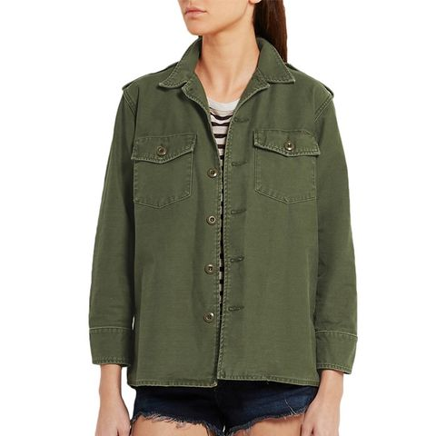 Major Cotton Jacket