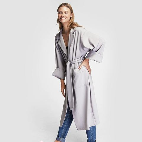 Steel Blue Robe