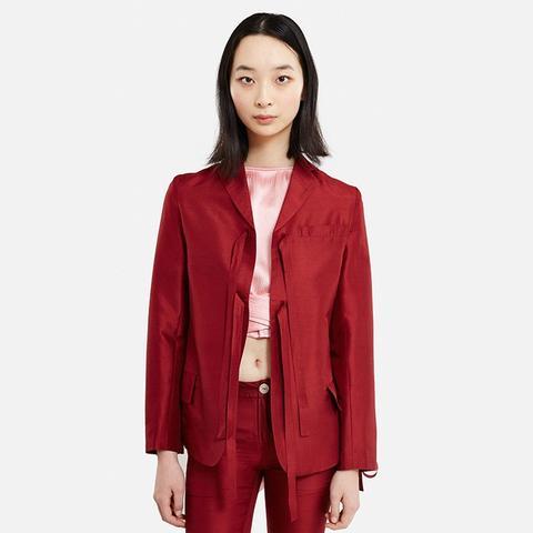 Silk Bowknots Jacket
