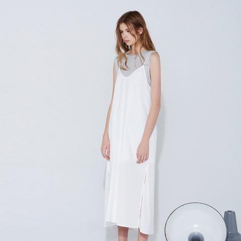 Age of Aquarius Dress Ivory