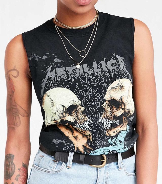 Bravado Metallica Muscle Tee