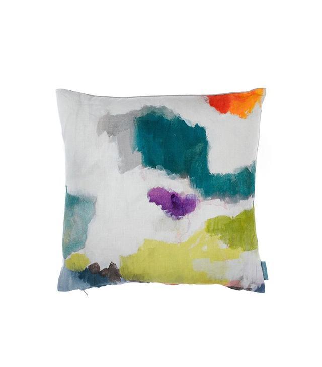 Blue Bell Gray Mor Cushion