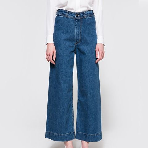 Maison Pants in Standard Denim