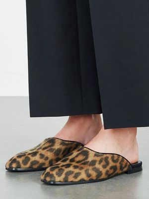 Love, Want, Need: Stella McCartney's Purrrfect Leopard Mules