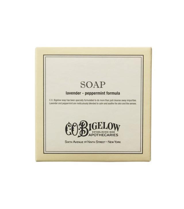 C.O. Bigelow Lavender & Peppermint Soap