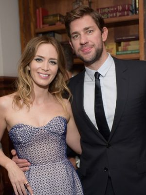 Emily Blunt's New Baby Girl Has the Most Gorgeous Name