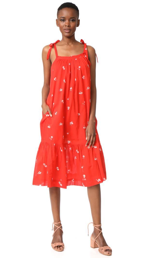 The Zoe Maxi Dress