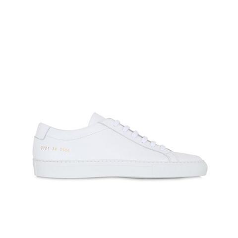 Original Achilles Nappa Leather Sneakers