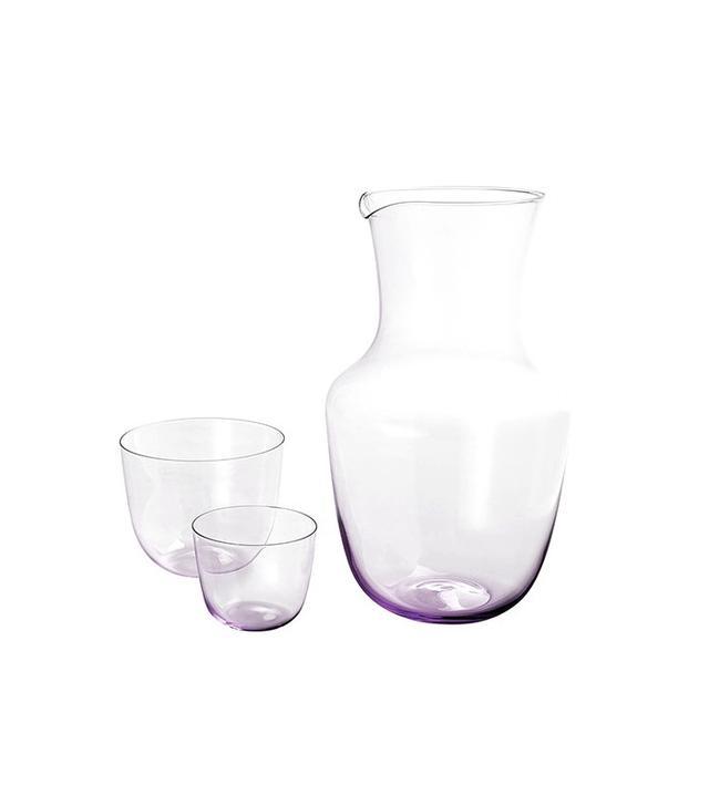 Lobmeyr Violet Glassware