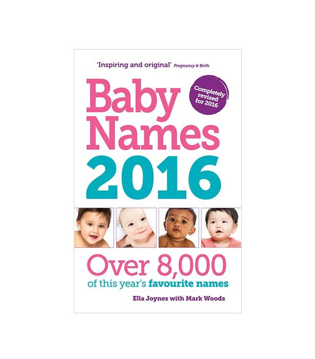 Baby Names 2016 by Ella Joynes