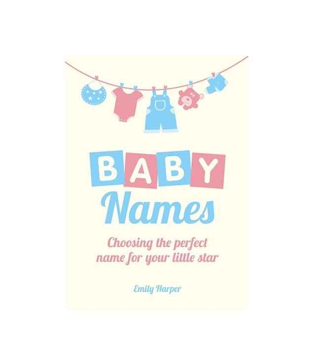 Baby Names by Emily Harper