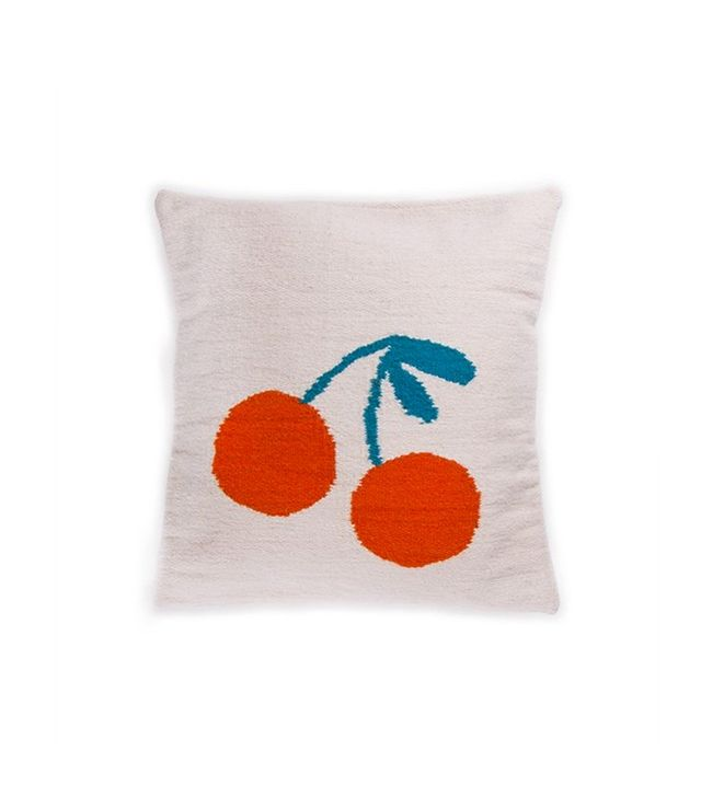 Oeuf Cherry Pillow