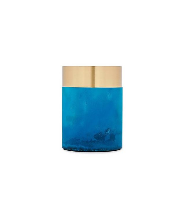 &Tradition Blue Brass True Colour Vase