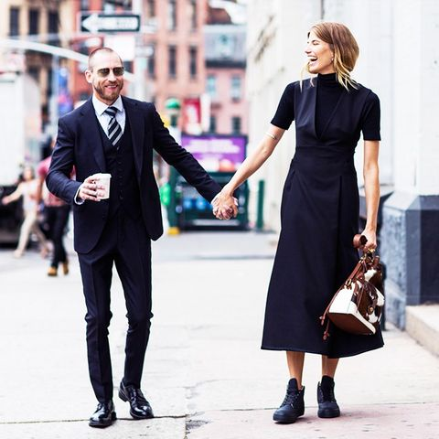 7 Summer Looks for the Girl Who Only Wears Black