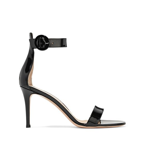 Portofino Patent-Leather Sandals