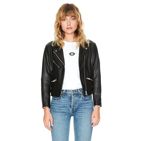 Grand Leather Jacket