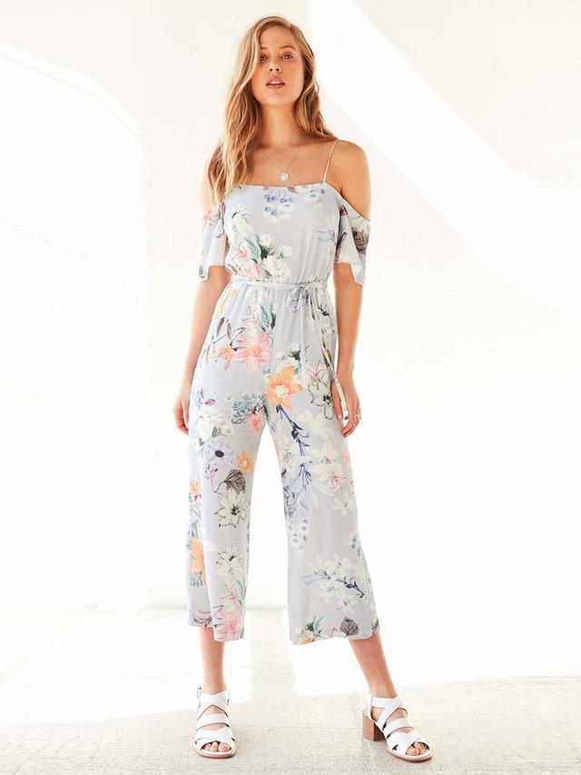 Bardot Maddison Floral Jumpsuit