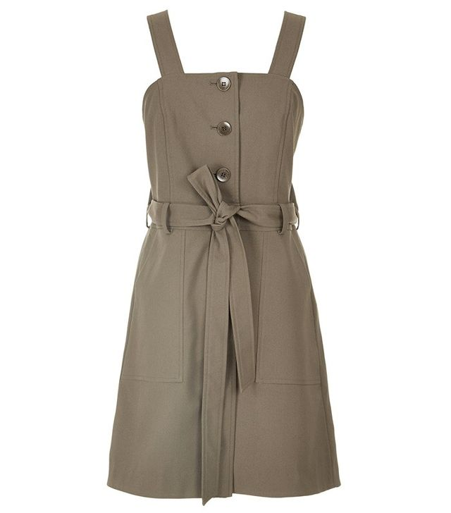 Tibi City Stretch Cargo Dress