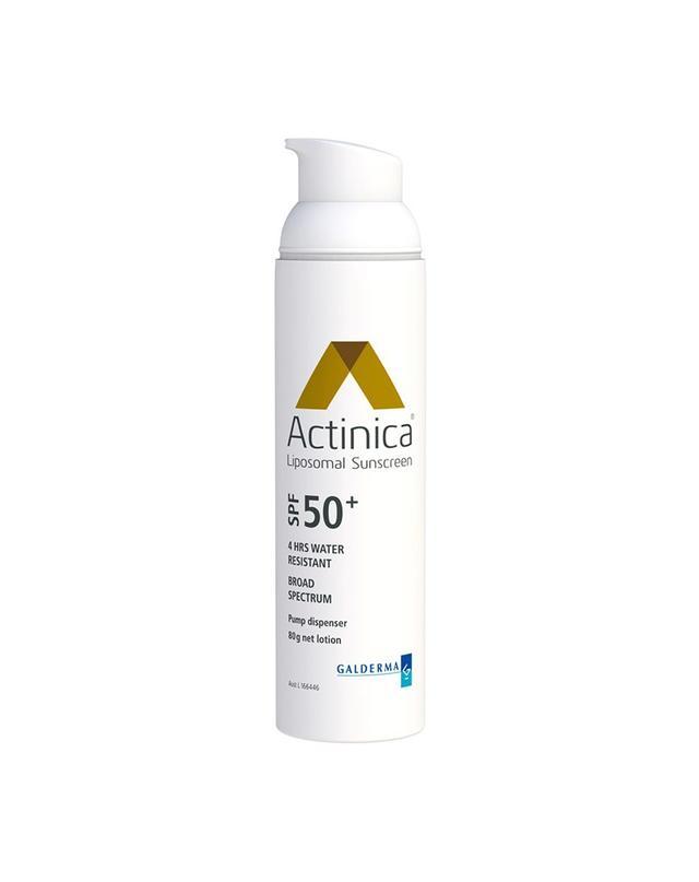 Galderma Actinica Liposomal Sunscreen SPF 50+