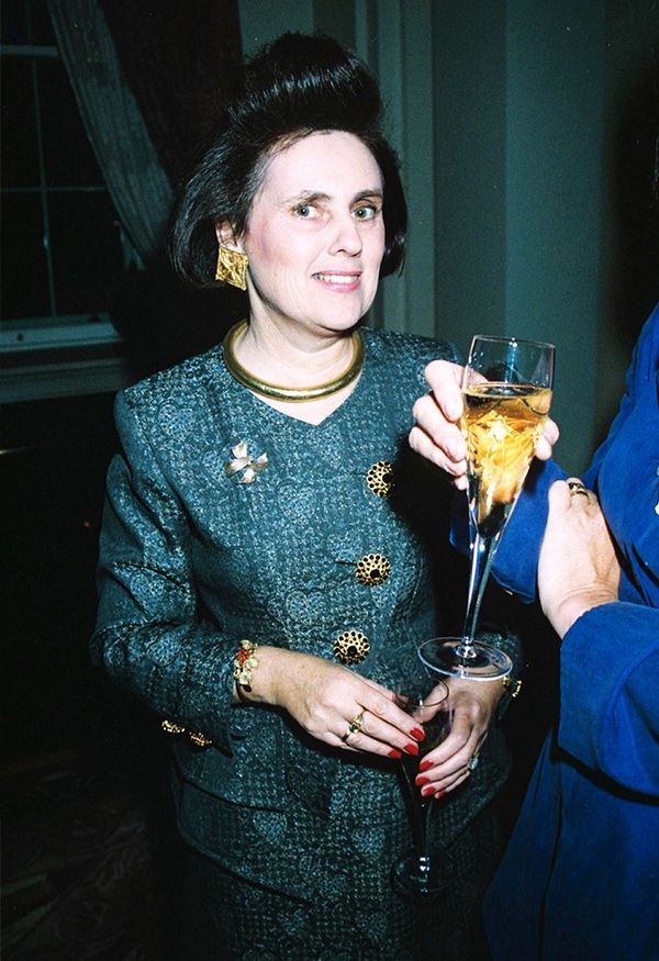 Her iconic pompadour isn't the only thing that's stood to test the time; Suzy Menkes's work as a journalist and fashion critic continues to add value to our industry year after year.