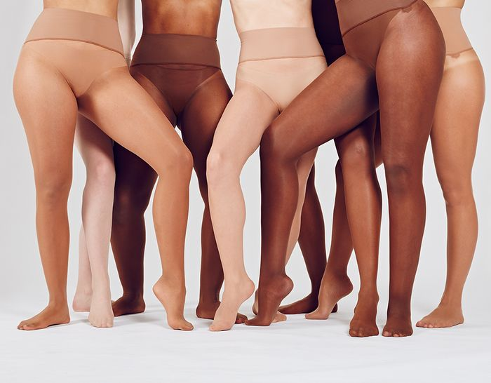 Best nude tights: Heist's range of nude colours