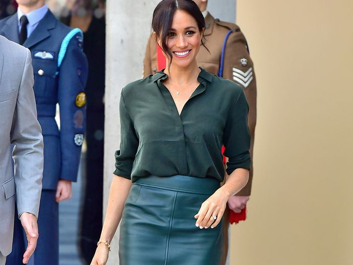 The British Brand Meghan Markle Buys Her Tights From