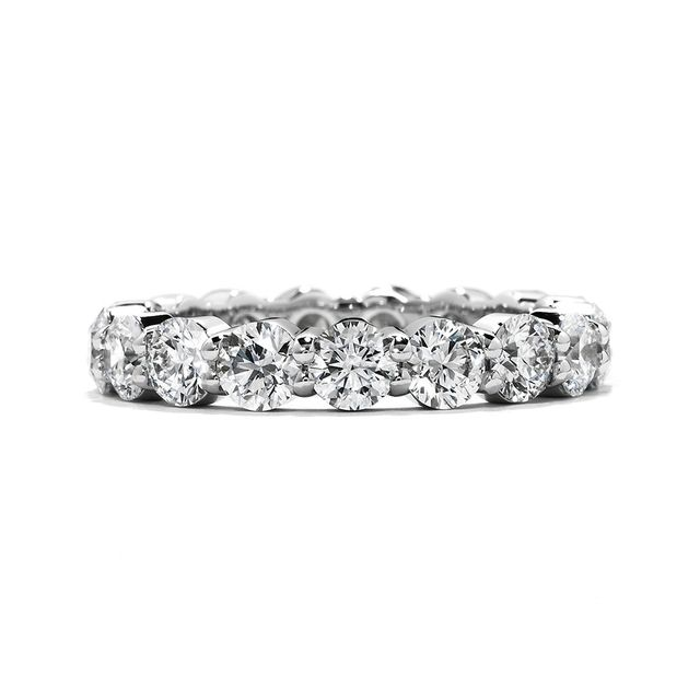 Hearts on Fire 0.80 Carat Multiplicity Eternity Band