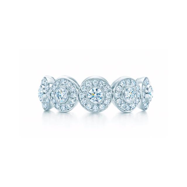 Tiffany & Co. 1.08 Carat Tiffany Circlet Band Ring