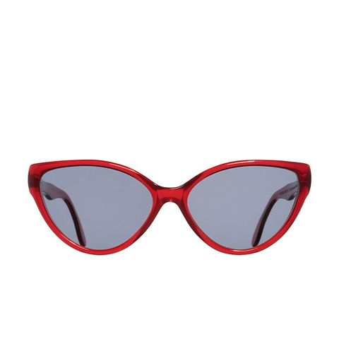 1035 Red Sunglasses