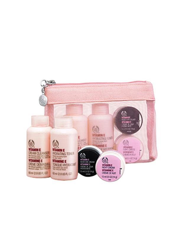 The Body Shop Vitamin E Skincare Starter Kit