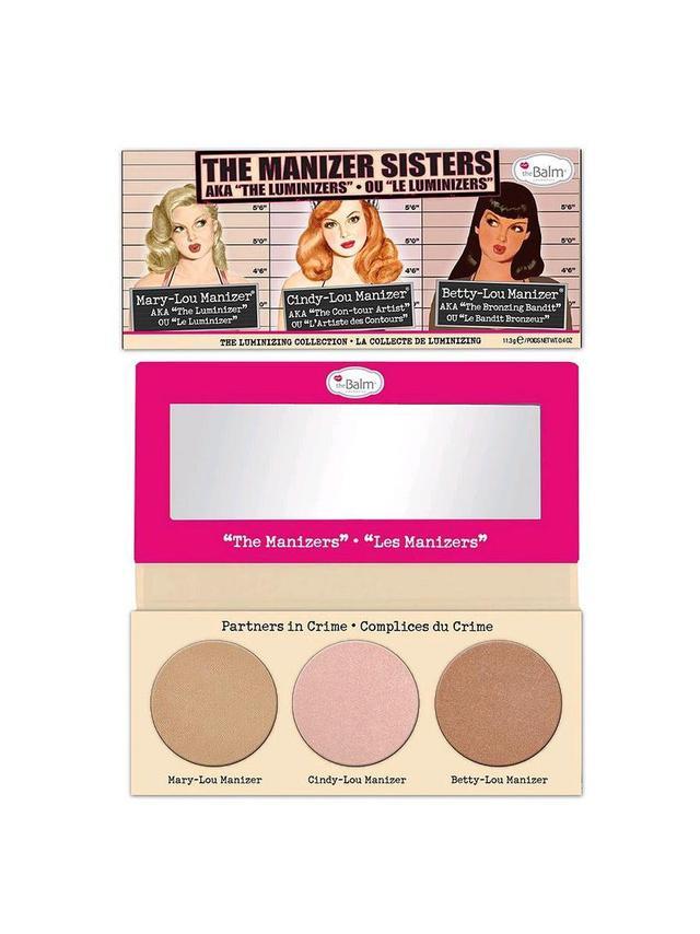 TheBalm Manizer Palette