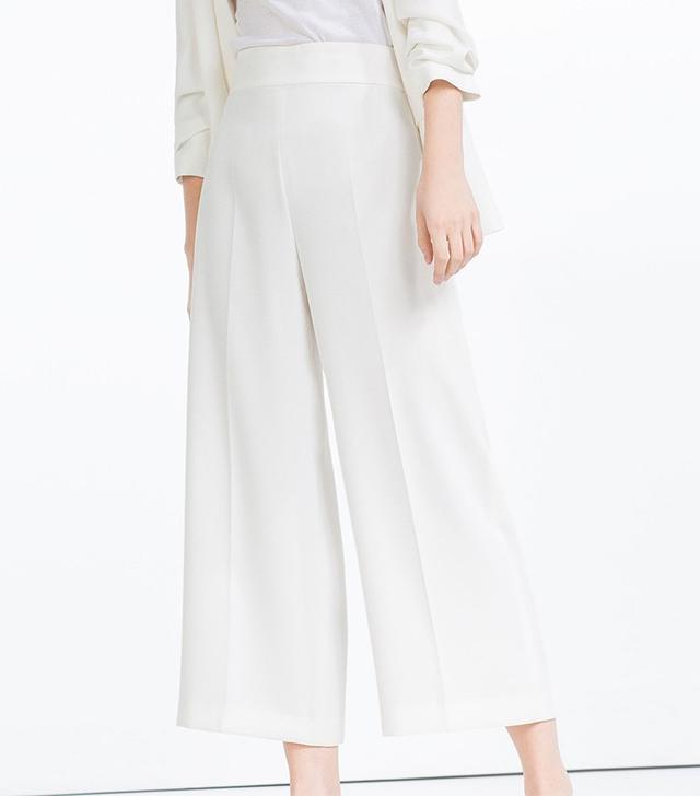 Zara High Waist Trousers
