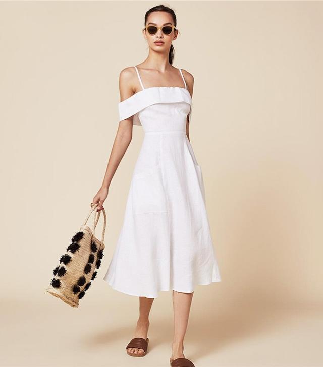 Reformation Jaclyn Dress