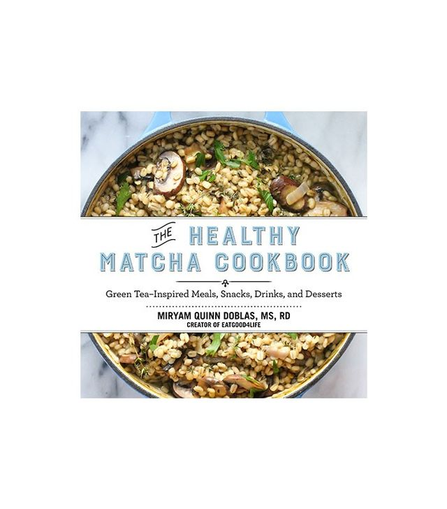 The Healthy Matcha Cookbook by Miryam Quinn Doblas