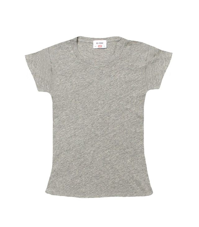 Re/Done | Hanes The 1960s Slim Tee