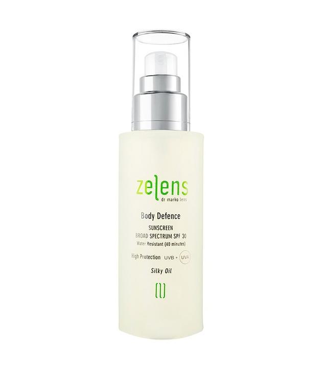 Zelens Body Defence Sunscreen SPF 30