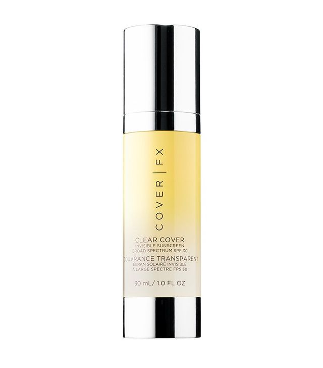 Clear Cover Invisible Sunscreen Broad Spectrum SPF 30