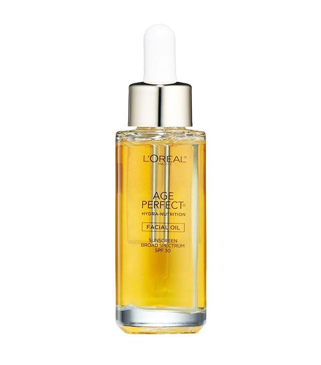 Age Perfect Hydra-Nutrition – Facial Oil SPF 30