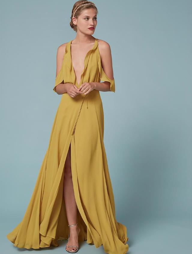Reformation Cordelia Dress
