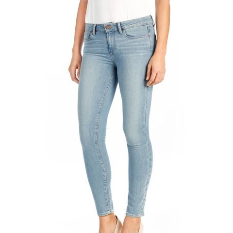 Transcend Verdugo Ankle Ultra Skinny Jeans