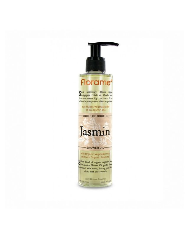 Florame Jasmine Shower Oil