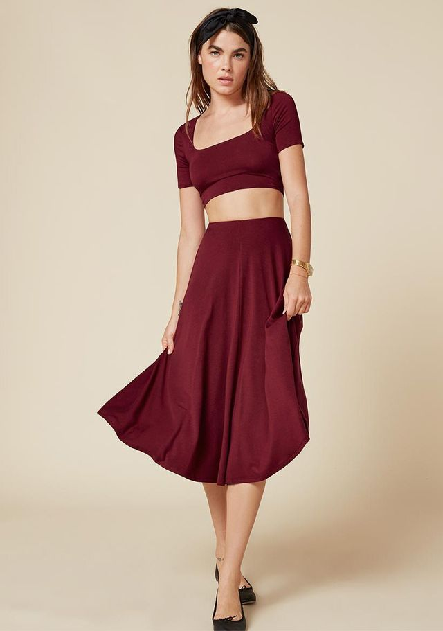 Reformation Don Two Piece