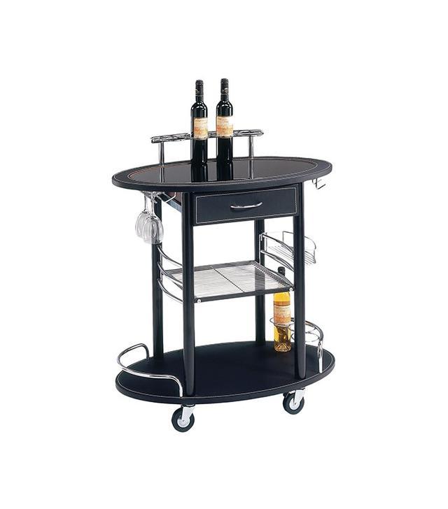 New Spec Minibar Serving Cart