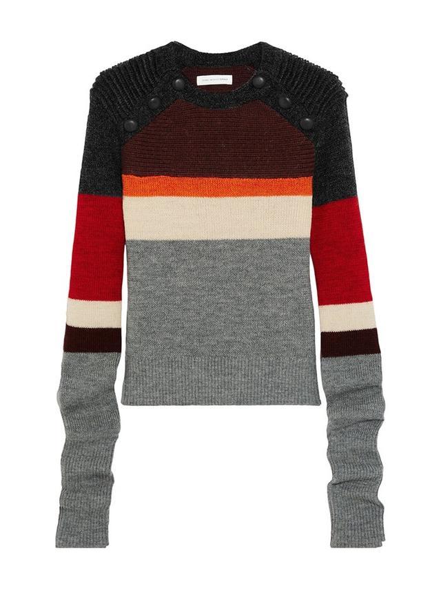 Étoile Isabel Marant Doyle Striped Sweater