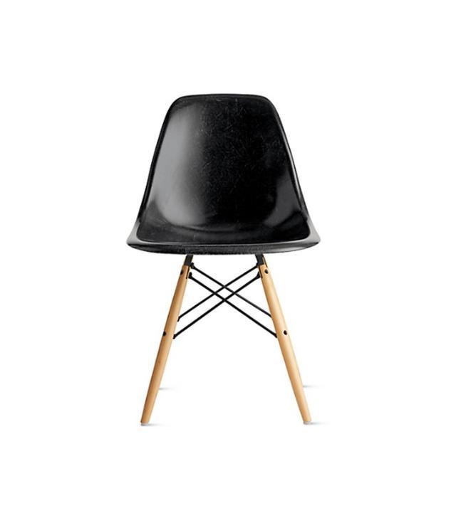 Eames Molded Fiberglass Dowel-Leg Side Chair