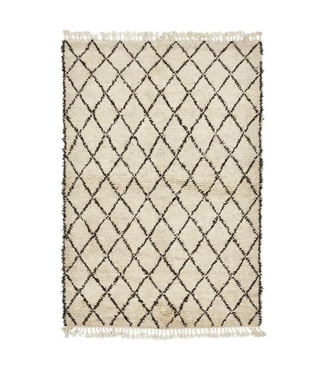 ABC Carpet & Home Tazarine Wool Rug