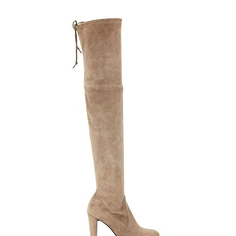 Highland Over-the-Knee Boots